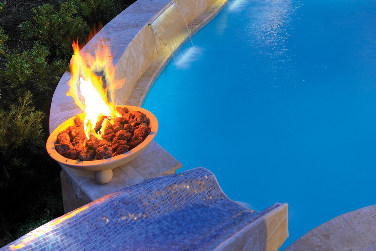 Biltmore Concrete Grand Effects Fire Amp Water Features