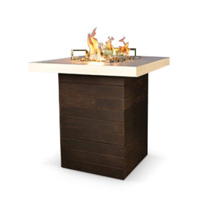 Five O'clock Fire Table