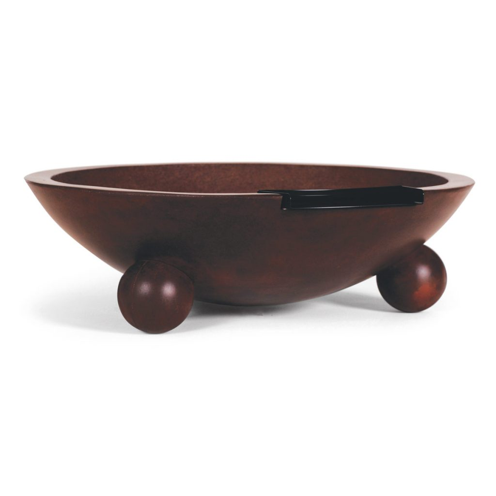 Biltmore - fire & water bowl (concrete)