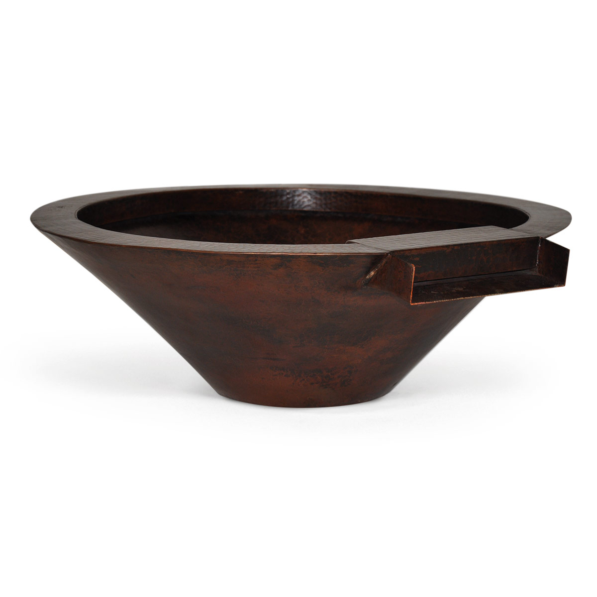 Essex - fire & water bowl (metal)