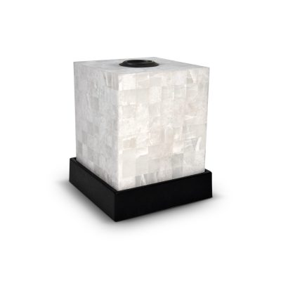Square Candeleres (stone)