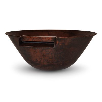 Tuscano - fire & water bowls (metal)
