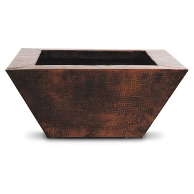 Grand Corinthian Copper Fire Pit