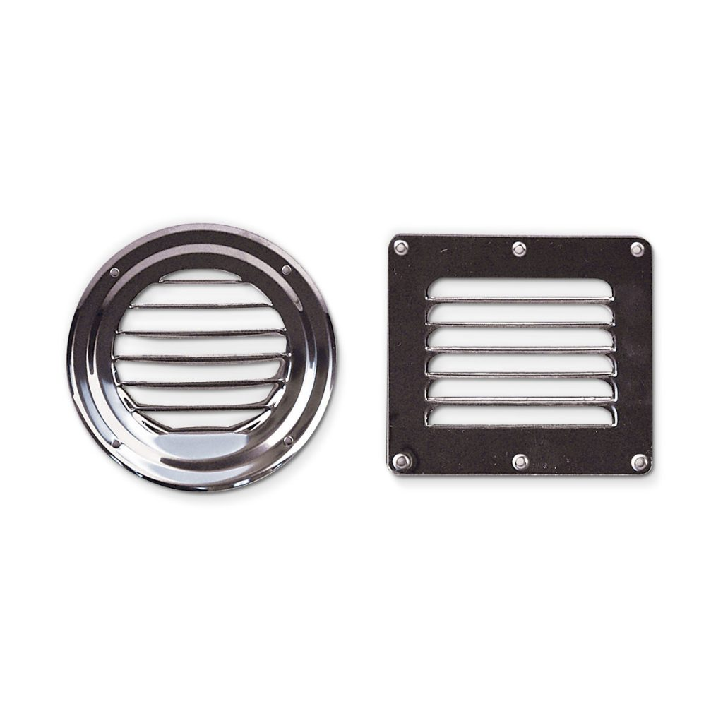 Stainless Steel Vent Grates