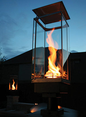 Helix Torch Grand Effects Fire Amp Water Features